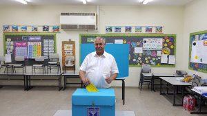 יואל גמליאל מצביע יואל והשרים