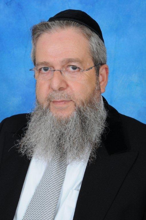 הרב אפריים זלמנוביץ'